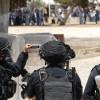 צפו במעצר מיידה אבנים במזרח ירושלים