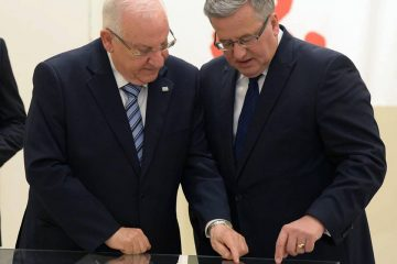 """על רקע ביטול הביקור: """"ישראל חשובה לפולין"""""""