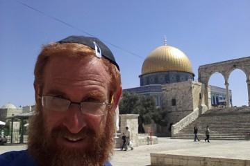 חבר הכנסת יהודה גליק יפוצה בגין הרחקתו מהר הבית