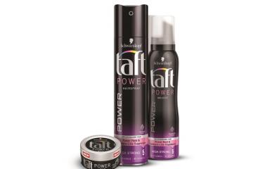 POWER: מוצרי עיצוב שיער לעיצוב חזק במיוחד