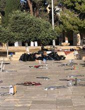יום ירושלים: התפרעויות בהר הבית