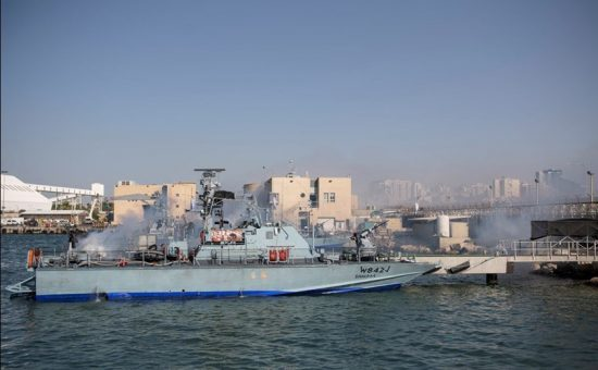 """דבור של חיל הים, צילום: דובר צה""""ל"""