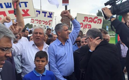 ראש המועצה המקומית חצור הגלילית שמעון סויסה (צילום: פייסבוק)