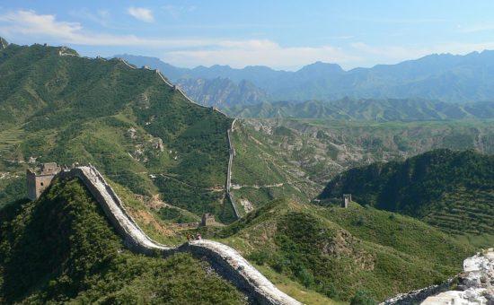 הגבול הסין