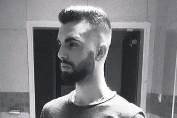 """צפו: בנו של יו""""ר ש""""ס תל אביב משחית שלטי בחירות של מפלגה חרדית"""