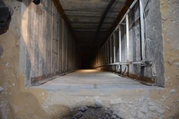 צפו: תיעוד מתוך מנהרות הג'יאהד