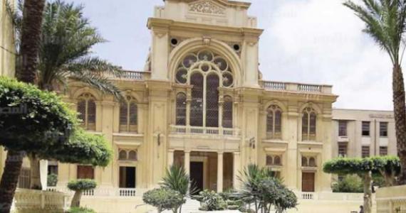 משקיעים מליוני דולרים: ממשלת מצרים תשפץ את בית הכנסת העתיק