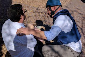 """15 רופאים ופראמדיקים מרחבי העולם מצטרפים ליחידת החירום הבינלאומית של מד""""א"""