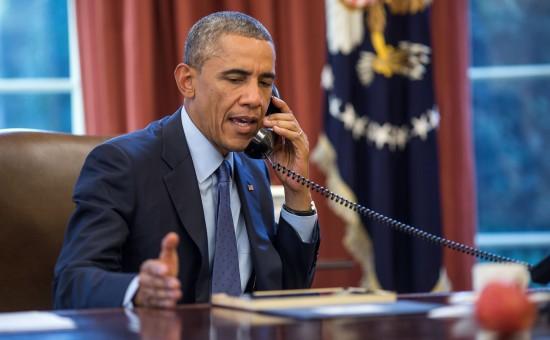 הנשיא אובאמה  צילום: הבית הלבן