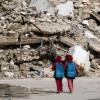 חאלב: צבא אסד מפציץ ומסתער על העיר