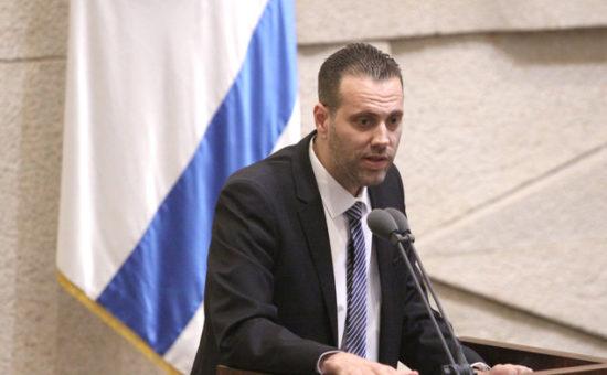 חבר הכנסת מיקי זוהר | צילום: דוברות הכנסת)