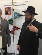 מהלך היסטורי: רבנים יהודים בצבא גרמניה