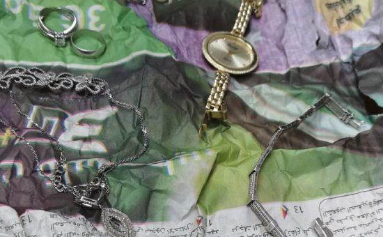 תכשיטים שנגנבו