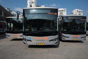 שינויים ושיפורים בתחבורה הציבורית בנגב
