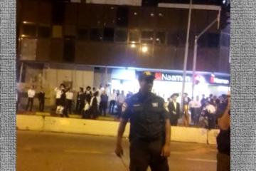 השוטר החונק: צפו בתיעוד חדש