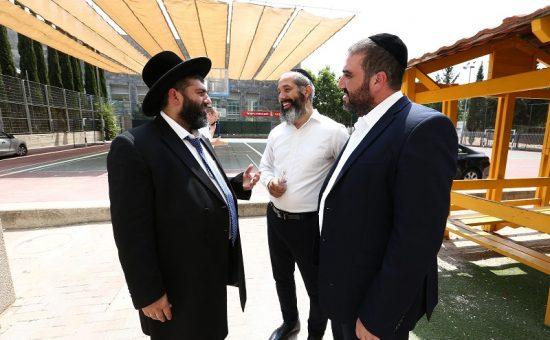 הרב עמרמי, צילום: יעקב כהן