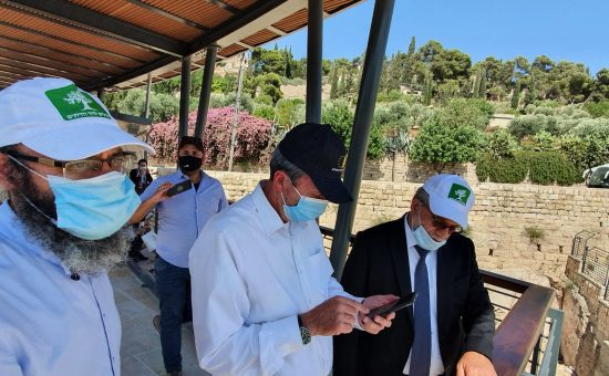 בהר הזיתים
