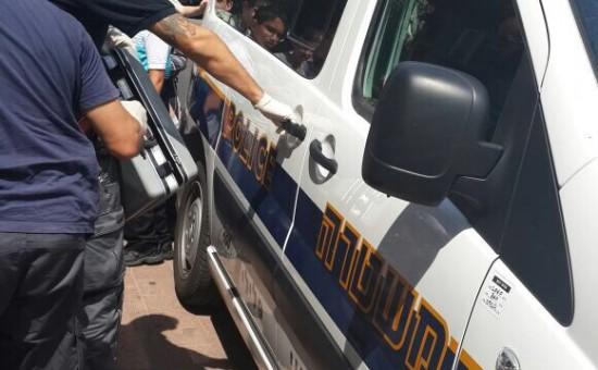 החשודים נתפסו ועצרו