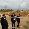 גם כשהכביש סגור: באלעד סודר העירוב בתוואי הכניסה החדשה לעיר
