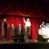 'יחד' עם אברהם פריד: המקהלה והזמר ריגשו בעיירת הנופש בשוויץ • צפו
