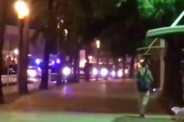 מתקפת טרור נוספת בספרד: שבעה נפצעו בפיגוע דריסה, המחבלים חוסלו