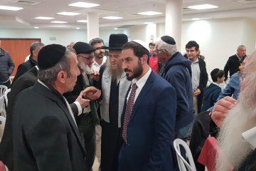 אשקלון: שבת אחדות ופייטנות
