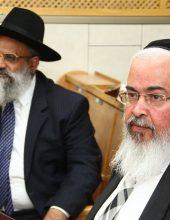 """רב קהילת חב""""ד בעימנואל הורשע בעבירת שוחד"""