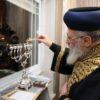 """גלריה: שר הדתות ביקר אצל הראשל""""צ"""