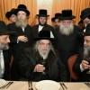 גלרית ענק: גדולי הרבנים ב'שבע ברכות' לדרעי