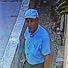מצלמות האבטחה 'תפסו' את הגנב בבית הכנסת הגדול