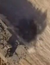 חיזבאלה מציג תיעוד: תקיפת טנק ישראלי