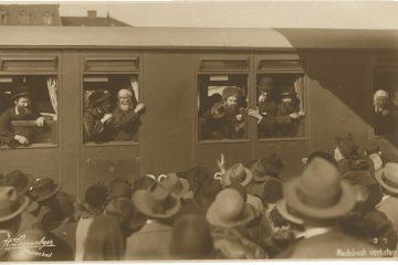 """מצמרר: הנאצי ששלח תצלום של האדמו""""ר מבעלז"""
