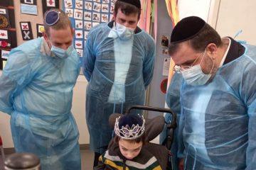 'מסירות מיוחדת' – מרכז 'עדי ירושלים'