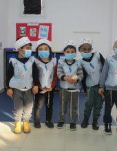 גם הילדים ה'מבודדים' – זכו לחגוג פורים
