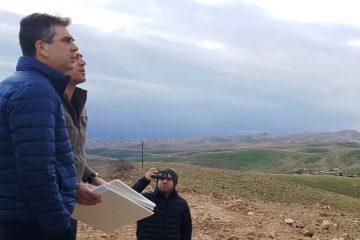 """השר אלי כהן: """"לפנות את חאן אל אחמר לפני הבחירות ולהחיל ריבונות"""""""