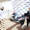 אופנוע הצלת חיים לזכר הרוגת 'אסון הנחל'