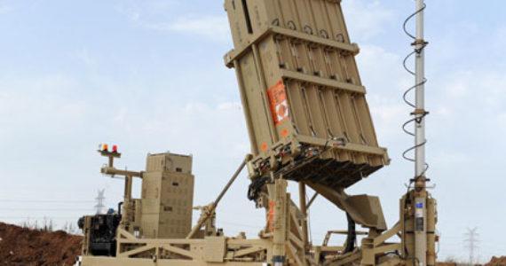 כיפת ברזל: עכשיו גם למשוריינים של צבא הולנד