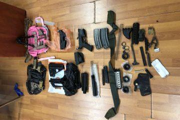 השלל הלילי: 18 מבוקשים, נשק וכספי טרור