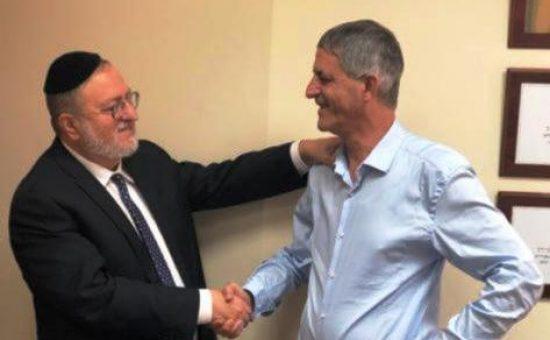 """עו""""ד ישראל אליוביץ מונה ליו""""ר ועדת הרווחה בלשכת עורכי הדין"""
