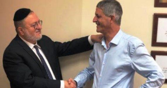 """עו""""ד ישראל אליוביץ מונה ליו""""ר ועדת הרווחה"""
