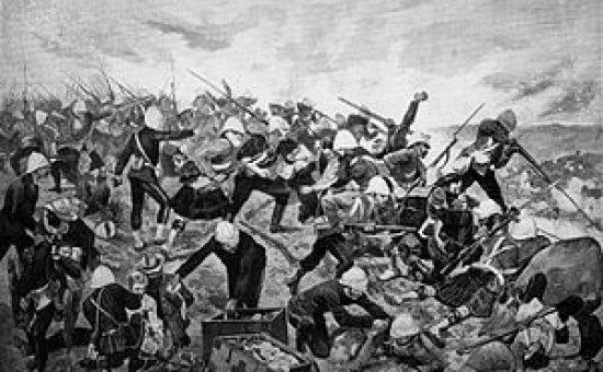 מלחמה בדרום אפריקה