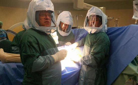 אילוסטרציה: חדר ניתוח