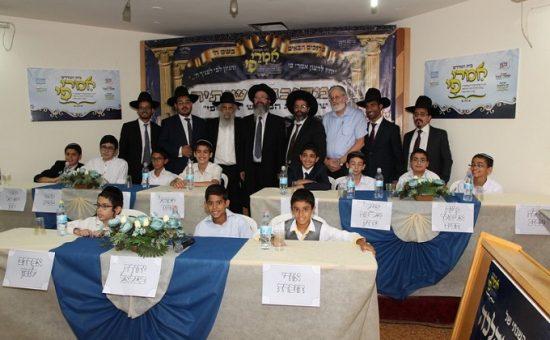 המתמודדים עם הרבנים