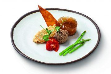 מעדניית אספרגוס: שף היוקרה שמכין לכם שבת