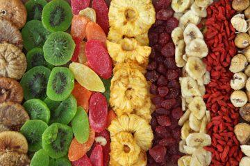 פירות מיובשים? כמה שפחות