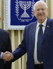 ריבלין הודה לערבי שרכש את חפצי היטלר