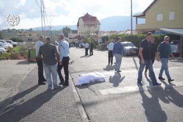 צפו: הסתיימה חקירת הרצח בגוש חלב