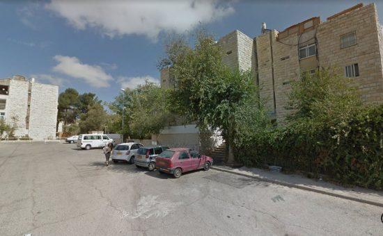רחוב חיות בירושלים