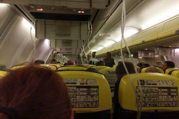 33 נוסעים אושפזו לאחר 'אבדן לחץ' במטוס