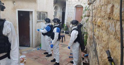 ירושלים: 'אנשי חיל' ייאבקו בקורונה